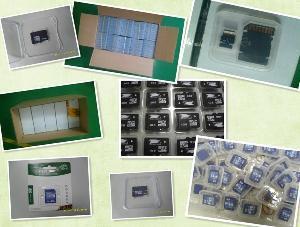 China Dispositivos de Mataching de diversas tarjetas SD de alta velocidad de la solución diversos, como GPS, coche DVR, cámara del cazador on sale