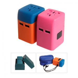 China Hot top travel adapter on sale