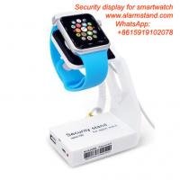 COMER anti-theft security smart watch alarm locking display stand for mobile phone accessories stores