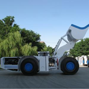 China FCYJ-6D China Made 6m3 underground equipment articulated underground Scooptram on sale