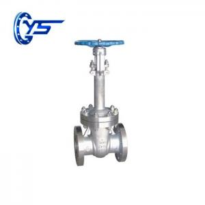 China DN 50-1000mm ANSI Low Temperature steel Gate Valve Low Temperature steel Gate Valve price LOW TEMPERATURE STEEL SERIES on sale