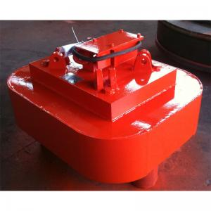 China Transporting Electric Lifting Magnets For Lifting Bar SGS Approved on sale