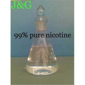 China Pure nicotine liquid(99%) on sale