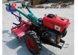 China Agriculture 10HP Farm Walking Tractor 8.02KW with Water Cooled Diesel Engine 2400 RPM on sale