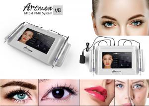 China Professional artmexv8 cosmetic digital semi permanent makeup machine on sale