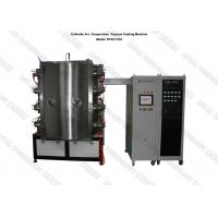 Zamak Door Handle Ion Plating Machine Titanium Nitride Coating With Rotary Vane Pump