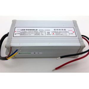 China Metal Standard LED Light Power Supply IP65 Waterproof DC 12 Volt on sale