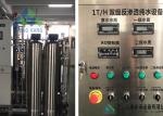 China Movable Commercial Reverse Osmosis Pure Water Treatment Plant In Food Industry wholesale