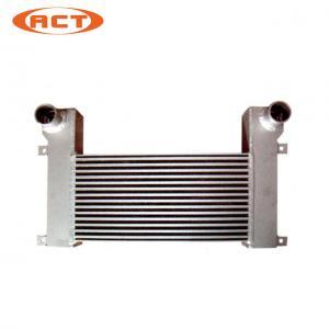 China ZAX120-6 Excavator Spare Parts Aluminum Radiator Core Silver Color on sale