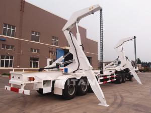 China 20ft 40ft Side Loader Trailer container side loader sideloaders on sale