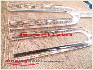 China Small clear quartz crystal tuning fork on sale