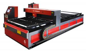 China Sheet Metal YAG Laser Cutting Machine HECY4015C 0.2mm - 8mm Cutting Thickness on sale