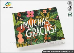Colorful paper greeting cards green plant printing with voice quality colorful paper greeting cards green plant printing with voice recording module for sale m4hsunfo