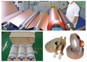 China 1 OZ STD PCB Copper Foil More Than 1.5% Elongation ISO / SGS Approval on sale
