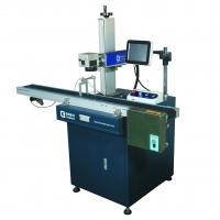 China Laser Engraving Machine 10w Green Color For Digital Products Components on sale