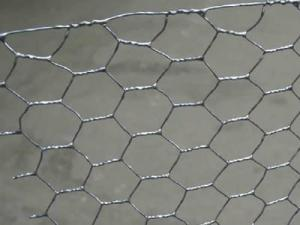 China Construction Hexagonal Wire Mesh Smooth Surface For Encircle Poultry / Garden on sale