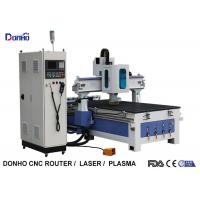 Humanized Design ATC CNCRouter Engraving Machine For Musical Instruments Industry