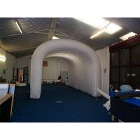advertising inflatable tunnel tent, inflatable arch tent for sale