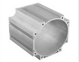China Pneumatic Cylinder / Industrial Aluminum Profile / Aluminium Electric Motor Shell on sale