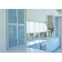 aluminium asement window with blind