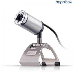 China Ausdom Papalook PA150 Plug And Play Adjustable Manual Focus 1280*720 USB HD Webcam With Microphone for PC Laptop Desktop on sale