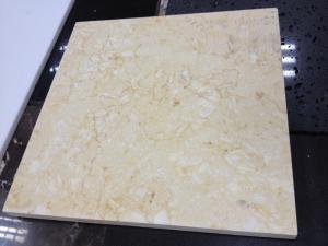 China A Grade Polished Top Quality Custom Marble Products Polished Sunny Beige Marble Slabs on sale