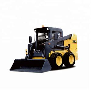 China JC60 JC70 CE standard, EPA engine World famous hydraulics high quality quick coupler  Wheel Skid Steer loader on sale