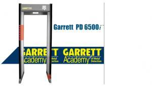 China High Sensitivity Portable Metal Detector , Walk Thru Metal Detectors Door 33 Zones on sale