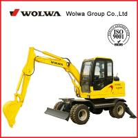 China Made 6 Ton Cheap Excavator Low Price Sale DLS865-9A