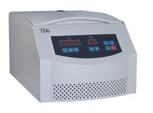 China TD6 Table top laboratory centrifuge on sale