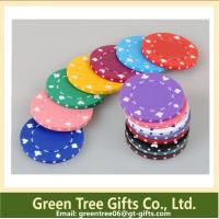 China New Design Baccarat Poker Chip Acrylic Chip Premium Poker Chip on sale