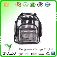 clear kindergarten kids backpack school bag