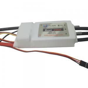 China Vinyl Material 36v 200A Brushless Esc , Brushless Dc Motor Controller Esc on sale