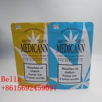 Heat Seal Plastic Pouches Packaging Three - Layer Laminated With Logo Printing