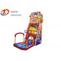 Indoor Happy Scooter Arcade Games Machines 32 Inch High Definition Display