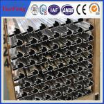 China CNC/drilling/bended/OEM extruded aluminum profiles prices,aluminium profile system wholesale