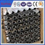 China CNC/drilling/bended/OEM extruded aluminum profiles prices,aluminium profile system wholesale