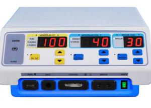 China LED ESU Electrosurgical Unit Six Working Modes 300W High Frequency Bipolar Coagulation on sale