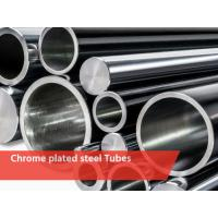 China Hydraulic Cylinder Honed Steel Pipe Inner Chrome Plated Steel Tube Suppliers on sale