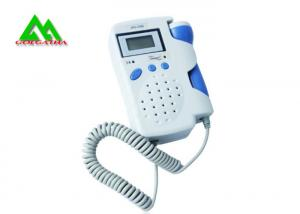 China Portable Ultrasound Handheld Fetal Doppler Heart Monitor Machine With LCD Screen on sale