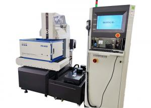 China Servo Drive Electric Wire Cutting Machine For Molds And Metal Parts on sale