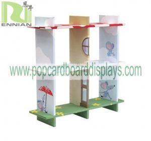 China High Printing Quality  Furniture Cardboard Display For Kids Toy on sale