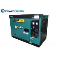 China 7kw Small Portable Generators Electric Start Auto Switch 100% Copper on sale