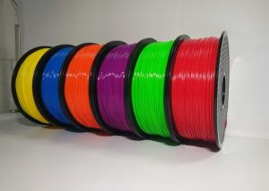 China 1.75mm 1KG ABS Filament Spool Master Filament With Good Elasticity on sale