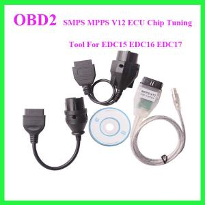 China SMPS MPPS V12 ECU Chip Tuning Tool For EDC15 EDC16 EDC17 on sale