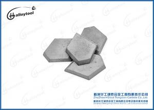 China Right Customized M10 Tungsten Carbide Tips For Making Rotary Drill Bits on sale