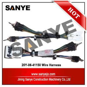 China Wiring Harness 20Y-06-41150 for komatsu PC300-8 PC350-8 PC450-8 excavator on sale