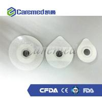 China CE Certificated Medical Electrodes ECG Stickers Foam Backing For Monitoring on sale