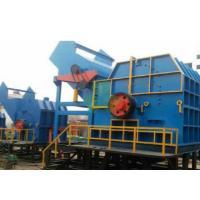 Multifunctional Metal Crusher Machine 1250 R/Min Rotation Rate 7.6T Weight