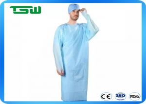 China Disposable CPE Gown on sale